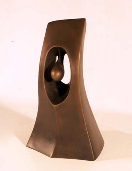 Bronzeplastik Wachsausschmelzverfahren