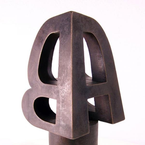 Feinguss aus Bronze basierend auf dem 3d-CAD-Modell