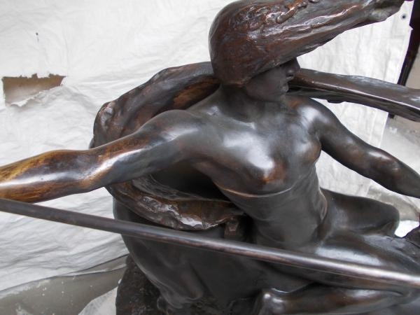 Stephan Sinding, Walküre